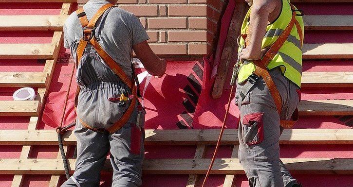 Anlita ett byggföretag